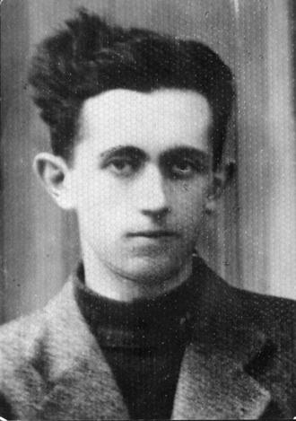 Szimszon Dranger prima della guerra